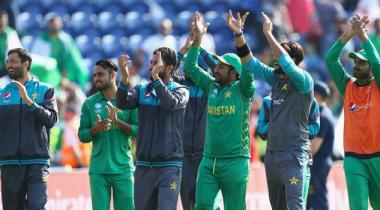 Unpredictable Pakistan Cricket Team