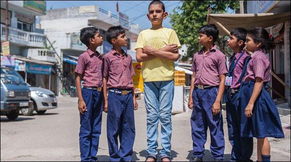 دنیا کا سب سے لمبا بچہ