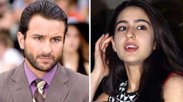 سیف علی خان بیٹی کی فلمی انڈسٹری میں انٹری پر ناخوش