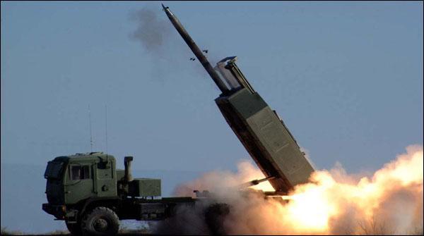 America Ne Junubi Sham Men Mobile Rockets Launchers Nasab Kardye