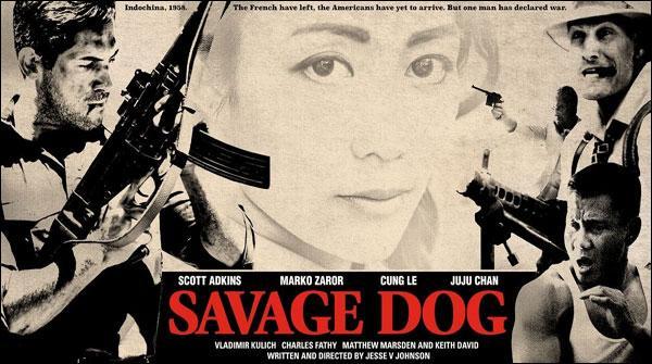 Action Film Savage Dog Ka Naya Trailor Jari