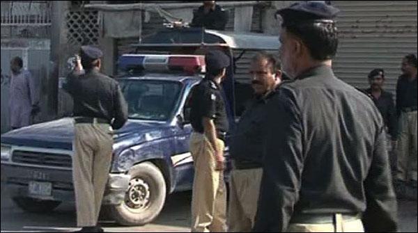 کراچی : گھر سے کھدائی کے دوران  بھاری ہتھیار برآمد