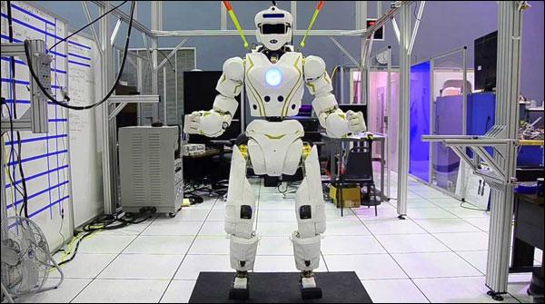 انسانی صلاحیتوں کا حامل روبوٹ مریخ جائے گا