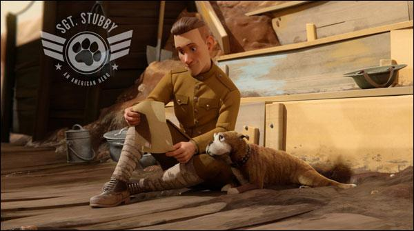 فلم ' سارجنٹ اسٹبی ، این امریکن ہیرو' کا پہلا ٹیزر ٹریلر