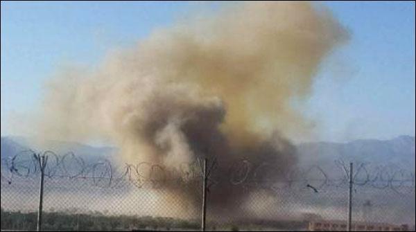 افغانستان: پکتیا میں پولیس ہیڈ کوارٹر پر خودکش حملہ