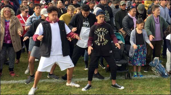 نیوزی لینڈ:بیک وقت 7 ہزار افراد کے رقص کا عالمی ریکارڈ
