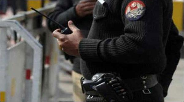 ملتان: پولیس کی کارروائی میں 40 کلو چرس برآمد