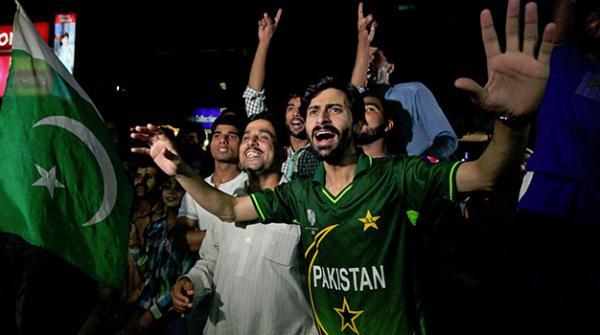 چیمپئنز ٹرافی: پاکستان کی کارکردگی پر شائقین خوش