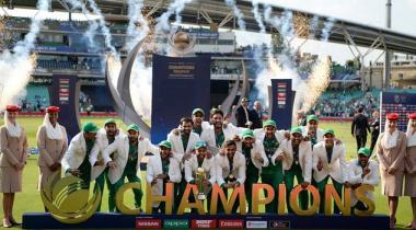 International Cricketers Appreciate Pakistan Performance In Icc Champions Trophy