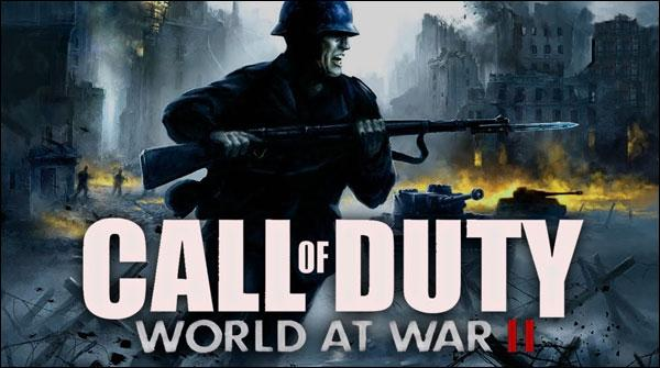 Video Game Call Of Dutys Kay Nai Hissay World War2 Ka New Trailer Jari