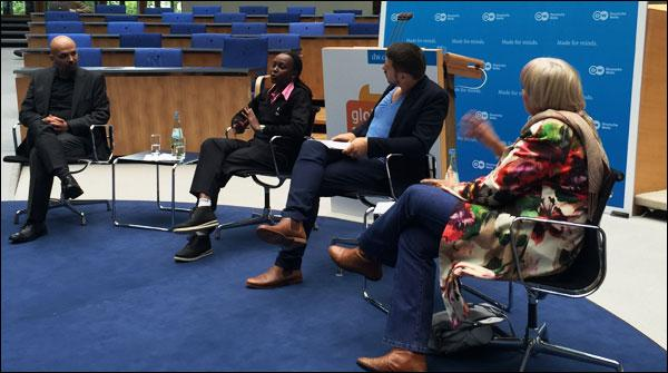 جرمنی میں'گلوبل میڈیا فورم2017' کا انعقاد