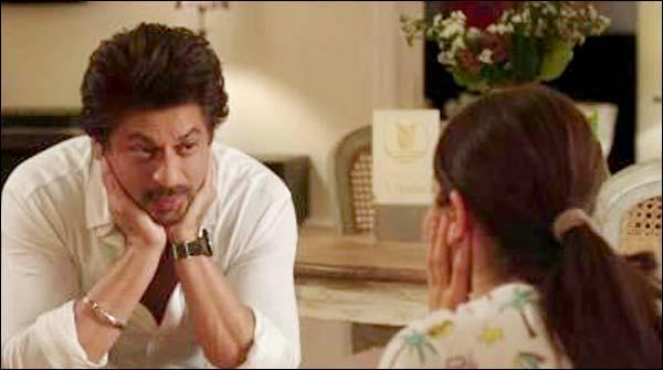 شاہ رخ، انوشکا کی فلم 'جب ہیری میٹ سجل' کا پہلا ٹیزر
