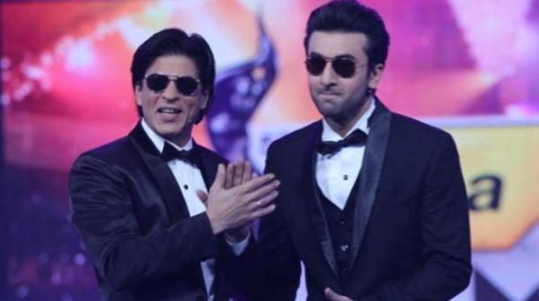 شاہ رخ خان نے رنبیر کو فلم کا نام تجویز کرنے پر انعام دے دیا