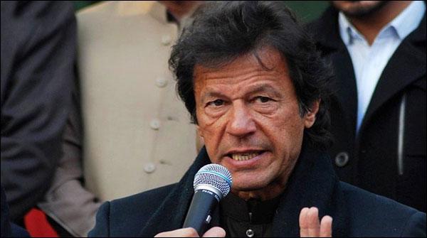 کرپشن ملکی سسٹم کو ڈی ریل کررہی ہے،عمران خان