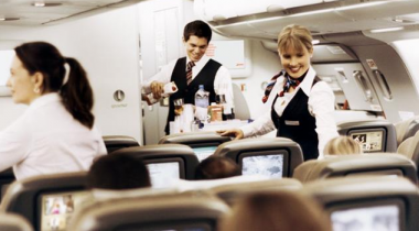 Air In A Plane Cabin Can Damage Health