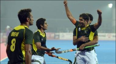 London Pakistan Ne World Hockey League K Quarter Final Men Jaga Banali