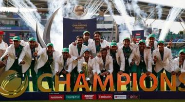 Sports Politics And Champions Trophy Win