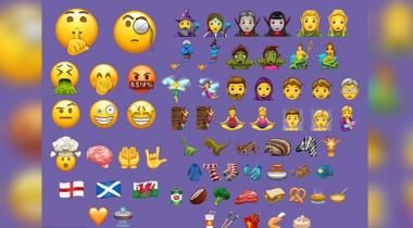 56 New Emoji Revealed Ahead Of Their Release This Autumn By Apple