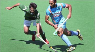 Hockey World League Mein Pakistan Aj Bharat Kay Khilaf Position Match Khelay Ga