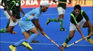 Hockey World League India Ney Pakistan Ko 6 1 Se Shikasht Dai Di