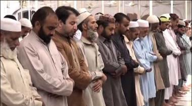 Khyber Pakhtunkha Kay Mukhtalif Shehron Main Namaz E Eid Kay Ijtemaat