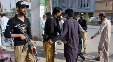 Quetta Mae Eid Ul Fitr Ki Chand Raat Ka Security Plan
