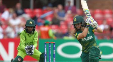 Womens World Cup South Africa Ney Pakistan Ko Hara Dia