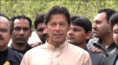 Imran Khan Ki Qaum Ko Eid Ki Mubarakbaad
