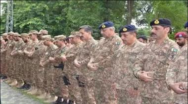 Army Cheif Nay Loc Pa Jawanoo Kay Sath Eid Manaye
