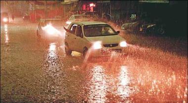 Upper Sindh Receives Heavy Rain Over 200 Feeders Triped After Rain In Sukkur