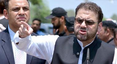 Hussain Nawaz Departs For Qatar