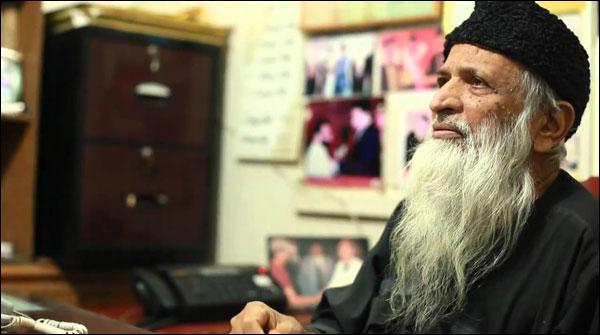 سماجی خدمت گار،لاوارثوں کا وارث' عبد الستار ایدھی'