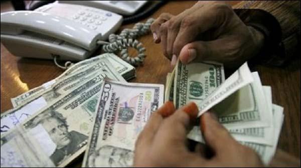 Haftay Kay Doran Inter Bank Mein Dollar 1 Rupe 40 Pese Mehnga Hua