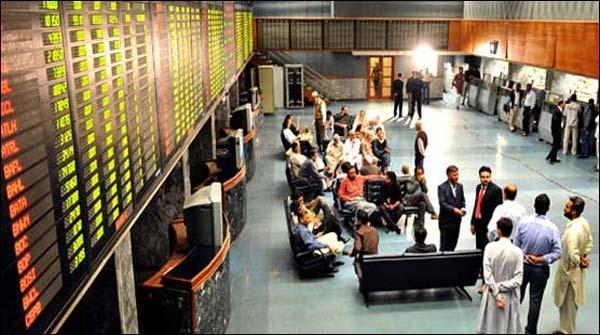 پاکستان اسٹاک ایکسچینج: 1ہفتے میں انڈیکس 1343 پوائنٹس گرا