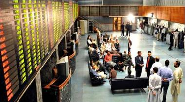 Pakistan Stock Exchange 1 Haftay Mein Index 1343 Points Gira