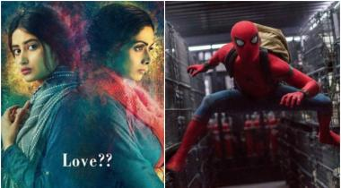 Box Office Spider Man Homecoming And Bollywoods Mom