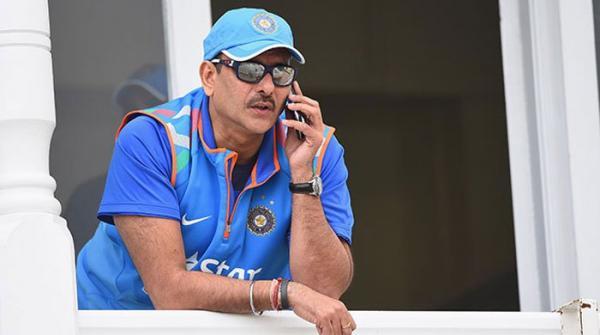روی شاستری بھارتی ٹیم کے نئے کوچ مقرر