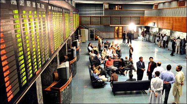 اسٹاک مارکیٹ : انڈیکس گرنے سنبھلنے کا سلسلہ جاری رہا