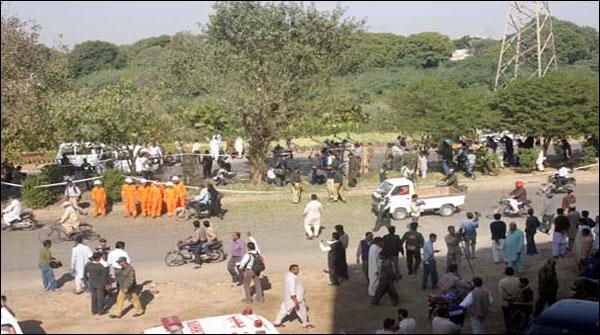 Karachi Mae Jameaat Se Kaladam Tanzeemon Ka Network Khatam Karne Ka Faisala
