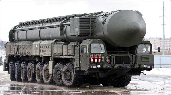 روس کا مہلک تری جوہری ہتھیاروں کی تیاری کا اعلان