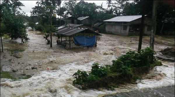 بھارت : شمال مشرقی ریاستوں میں بارشوں سے 80 افراد ہلاک