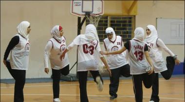 Saudi Girls School Mae Physical Education Program Ki Manzoori