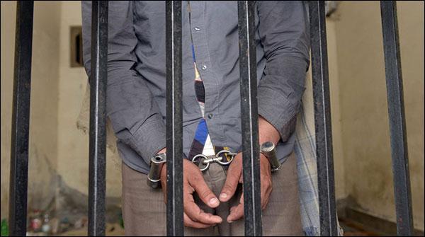 گجرات، کالعدم تنظیم کا دہشتگرد گرفتار کرنے کا دعویٰ