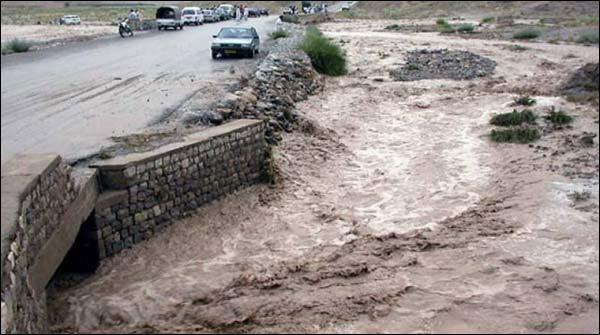 خضدار میں طوفانی بارش، کار حادثے میں بچہ جاں بحق