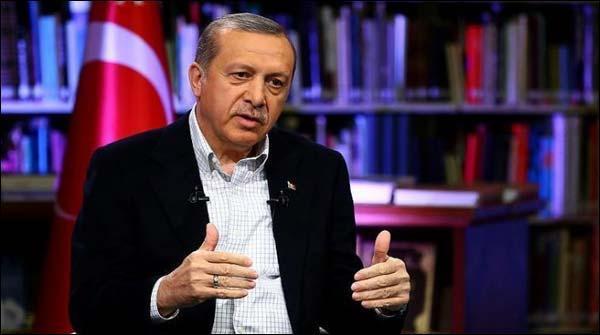 باوردی دہشت گردوں نےعوام سے شکست کھائی، ترک صدر