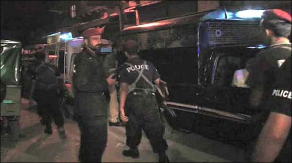کراچی پولیس کی مختلف کارروائیاں ،7ملزمان منشیات سمیت گرفتار