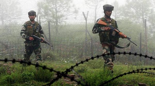 بھارتی فوج کی فائرنگ سے پاک فوج کی گاڑی دریائے نیلم میں جاگری، 4 جوان ڈوب گئے