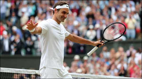 Finalroger Federer Ny Wimbledon Title 8 Veen Bar Jeet Lia