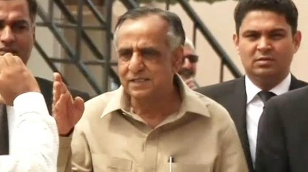 چیئرمین ایس ای سی پی ظفر حجازی کی 5 روز کیلئے ضمانت قبل از گرفتاری منظور