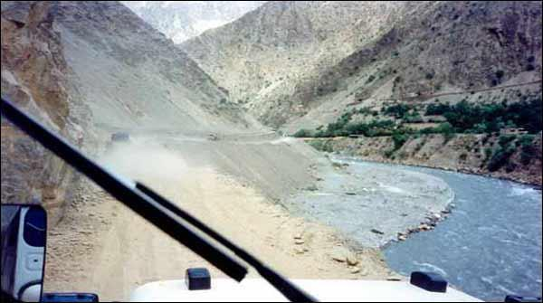 Three Dies As Jeep Plunges Into Chitral River